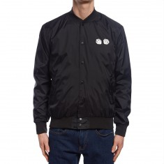 Diamond Supply Co. Club Varsity Jacket - Black