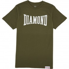 Diamond Supply Co. Crescendo T-Shirt - Cactus
