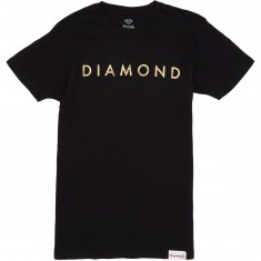 Diamond Supply Co. Desert T-Shirt - Black