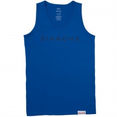 Diamond Supply Co. Practice Tank Top - Slate