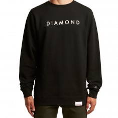 Diamond Supply Co. Futura Crewneck Sweatshirt - Black