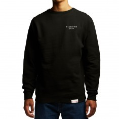 Diamond Supply Co. Stone Cut Crewneck Sweatshirt - Black
