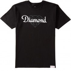 Diamond Supply Co. Champagne Cut T-Shirt - Black