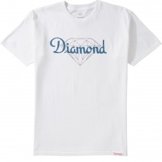 Diamond Supply Co. Champagne Cut T-Shirt - White
