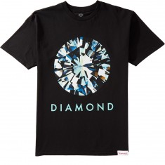 Diamond Supply Co. Dispersion T-Shirt - Black