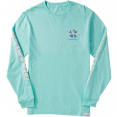 Diamond Supply Co. Worldwide Longsleeve T-Shirt - Diamond Blue