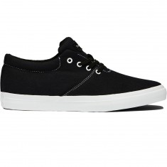 Diamond Supply Co. Torey Shoes - Black/Canvas