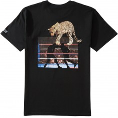Hall Of Fame Big Cat T-Shirt - Black