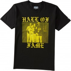 Hall Of Fame Loaded T-Shirt - Black