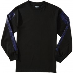Hall Of Fame Repeat Longsleeve T-Shirt - Black