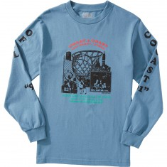 Hall Of Fame Shootout Longsleeve T-Shirt - Slate
