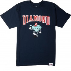 Diamond Supply Co. Team Macott T-Shirt - Navy
