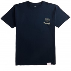 Diamond Supply Co. Mini OG Sign T-Shirt - Navy