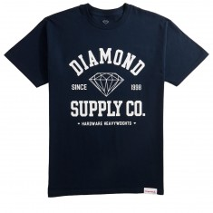 Diamond Supply Co. Athletic T-Shirt - Navy