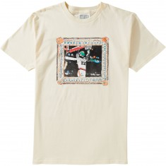 Hall Of Fame Hoopin T-Shirt - Cream