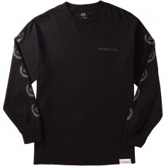 Diamond Supply Co. Brilliant Crest Longsleeve T-Shirt - Black