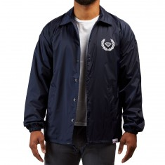 Diamond Supply Co. Brilliant Crest Coaches Jacket - Navy