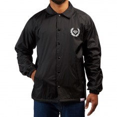 Diamond Supply Co. Brilliant Crest Coaches Jacket - Black