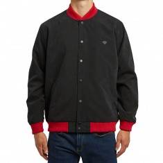 Diamond Supply Co. Blake Stadium Jacket - Black