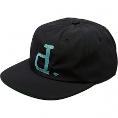 Diamond Supply Co. Un Polo Unconstructed Snapback Hat - Black
