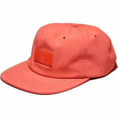 Hall Of Fame Tinted Logo Buckleback Hat - Pink