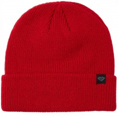 Diamond Supply Co. Brilliant Knit Beanie - Red