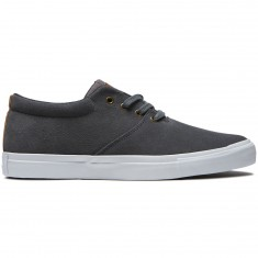 Diamond Supply Co. Torey Shoes - Grey Suede