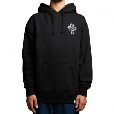 Diamond Supply Co. X Dogtown Oster Hoodie - Black