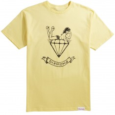 Diamond Supply Co. Mistress T-Shirt - Banana