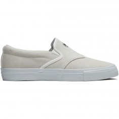 Diamond Supply Co. Boo J Shoes - White Suede