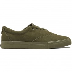 Diamond Supply Co. Avenue Shoes - Olive Suede