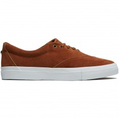 Diamond Supply Co. Avenue Shoes - Orange Suede
