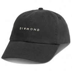 Diamond Supply Co. Marquise Sports Hat Sp18 Hat - Black