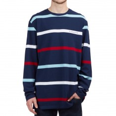 Diamond Supply Co. Paradise Striped Shirt - Navy