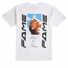 Hall Of Fame Cursor T-Shirt - White