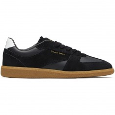 Diamond Supply Co. Milan LX Shoes - Black Gum