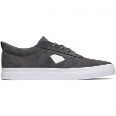 Diamond Supply Co. Icon Shoes - Grey Suede