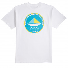 Diamond Supply Co. Bolts And Boats T-Shirt - White
