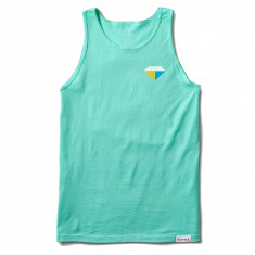 Diamond Supply Co. Bolts And Boats Tank Top - Diamond Blue