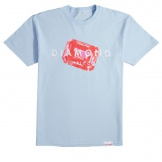 Diamond Supply Co. Radiant Stone Cut T-Shirt - Blue