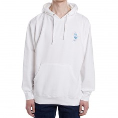 The Quiet Life Lady Liberty Hoodie - White