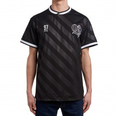 The Quiet Life Macaw Soccer Jersey - Black