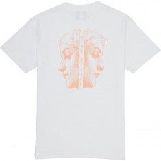 The Quiet Life Face Off T-Shirt - White