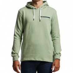 Quiet Life On And Off Hoodie - Mint