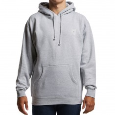 Quiet Life Aussie Script Hoodie - Heather Grey