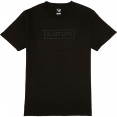 Quiet Life Soto T-Shirt - Black