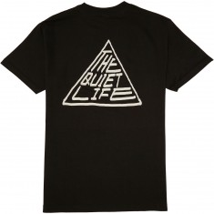 Quiet Life Pyramid T-Shirt - Black