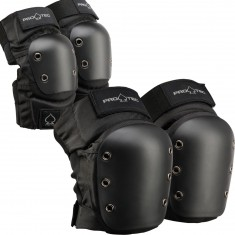 Protec Street Knee/Elbow Pad Set
