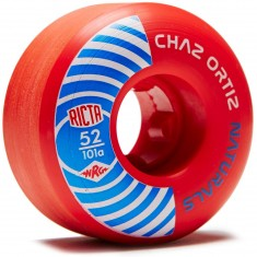 Ricta Ortiz Pro Naturals 101a Skateboard Wheels - 52mm