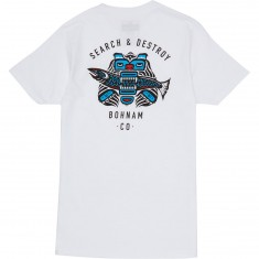 Bohnam Anchorage T-Shirt - White
